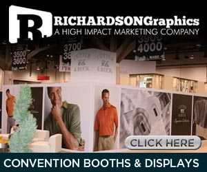 Richardson Grahics - Convention Displays