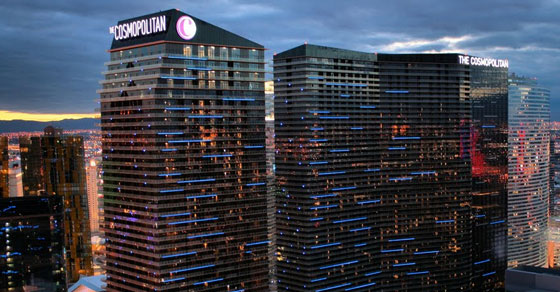 Things to Do and See at The Cosmopolitan Las Vegas