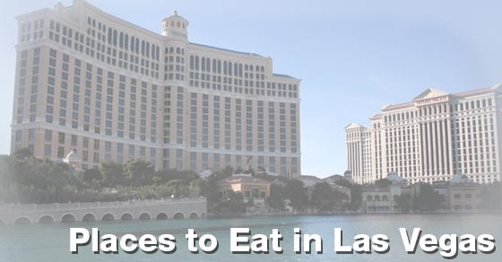 Best Places to Eat when Attending a Convention in Las Vegas