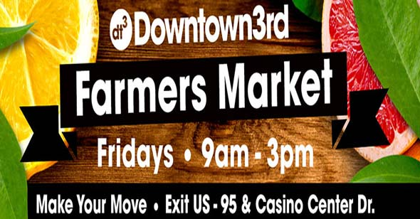 Downtwon 3rd Farmers Market