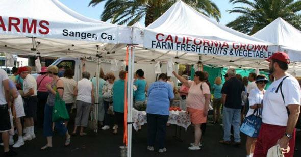 Sansone Park Place Farmers Market