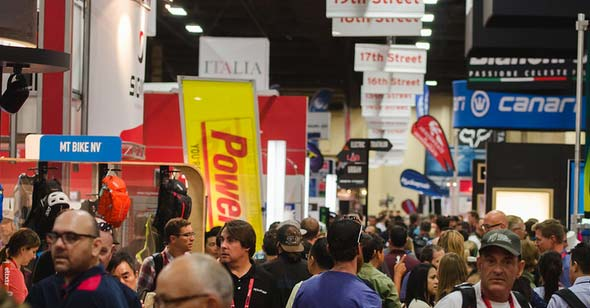 Interbike Expo in Las Vegas