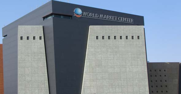 Las Vegas Market Tradeshow at the World Market Center