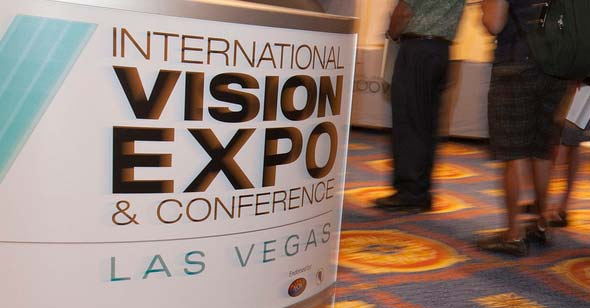 International Vision Expo & Conference in Las Vegas