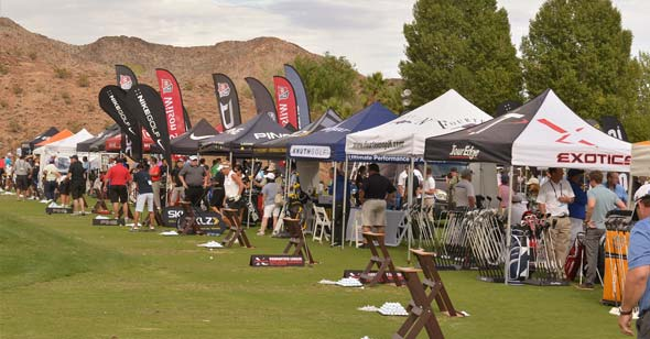 PGA Expo in Las Vegas