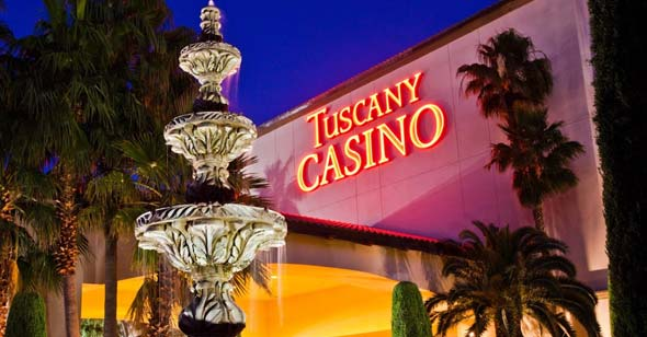 Tuscany Suites in Las Vegas