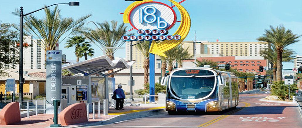 18b Art District in Downton Las Vegas