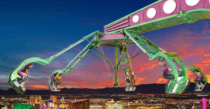 Stratosphere Thrill Ride