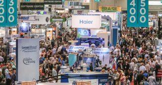 International Air-Conditioning, Heating, Refrigerating Expo in Las Vegas