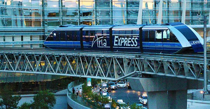 The Aria Express