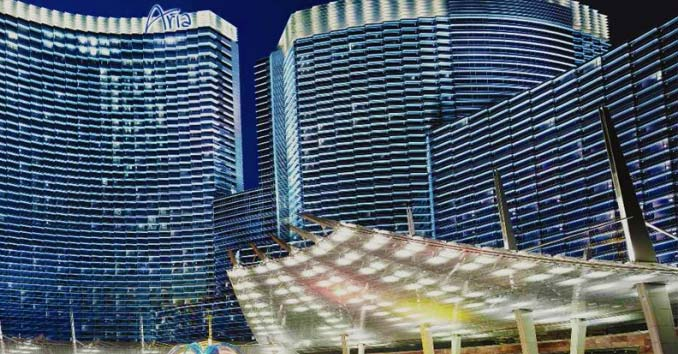 Aria Resort and Casino Las Vegas
