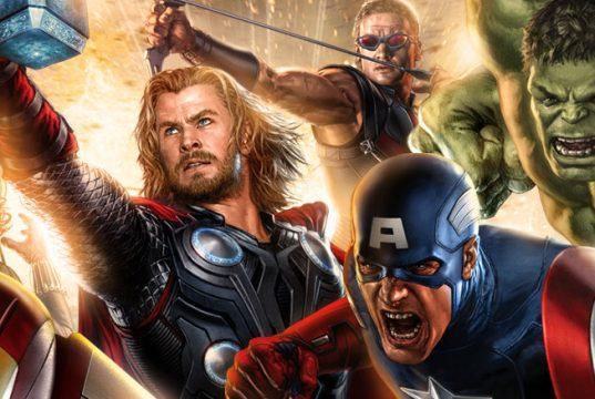 Marvel Avengers at TI in Las Vegas