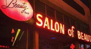 The Beauty Bar in Las Vegas