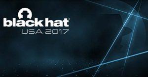 Black Hat InfoSec Convention in Vegas