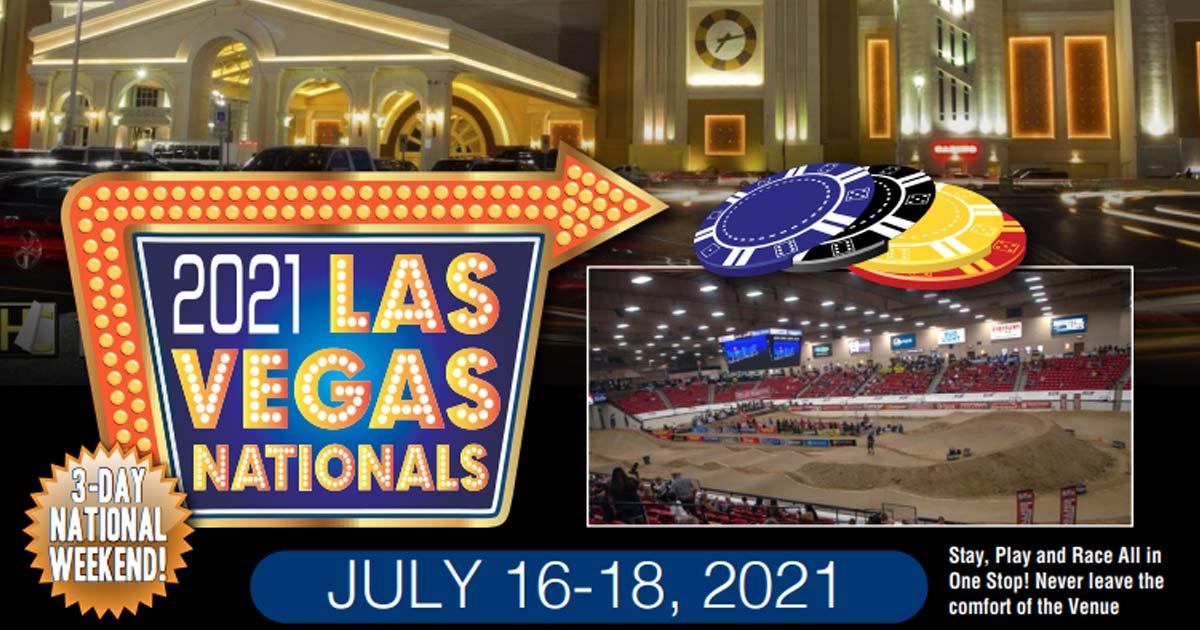 BMX Nationals in Las Vegas