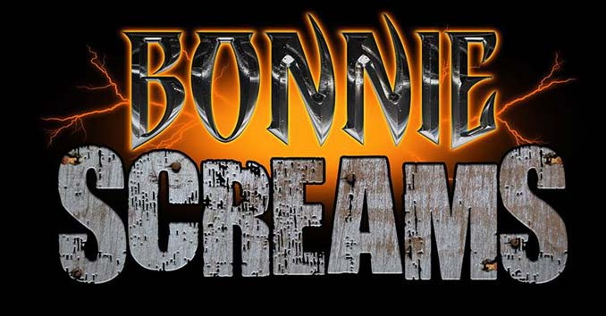 Bonnie Screams Event Logo