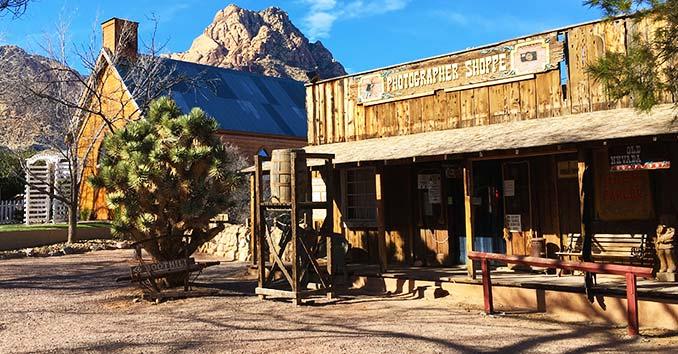 Bonnie Springs in Nevada