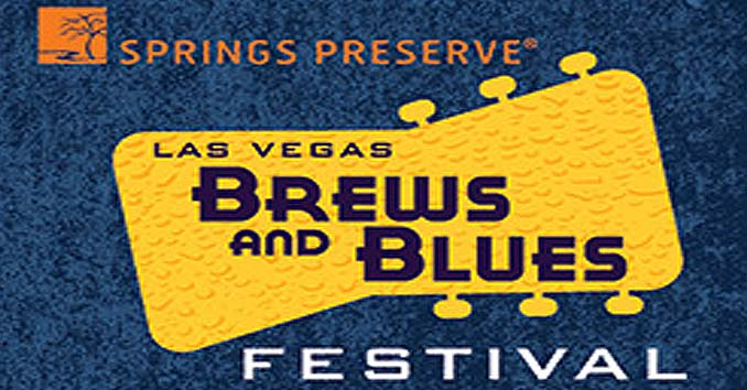 Brews & Blues Festival at Springs Preserve