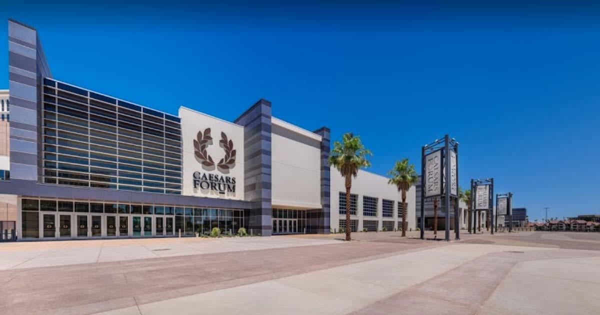 Caesars Forum Convention Center
