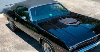 Mecum car auction in Vegas