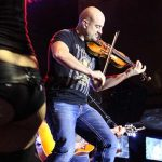 Casey Donahew's Fiddle Player