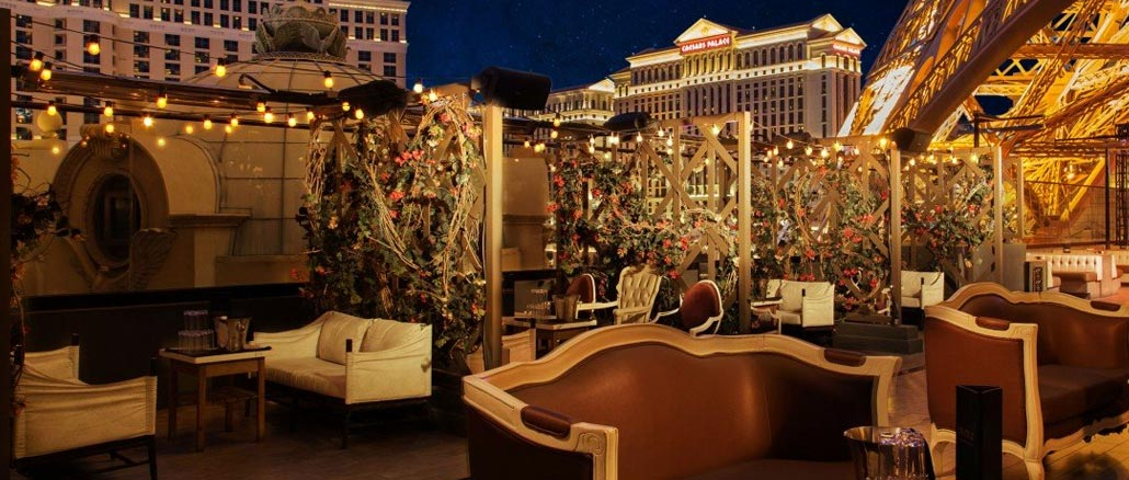 Chateau Nightclub at the Paris Casino in Las Vegas