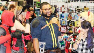 Wizard World Comic-Con in Las vegas