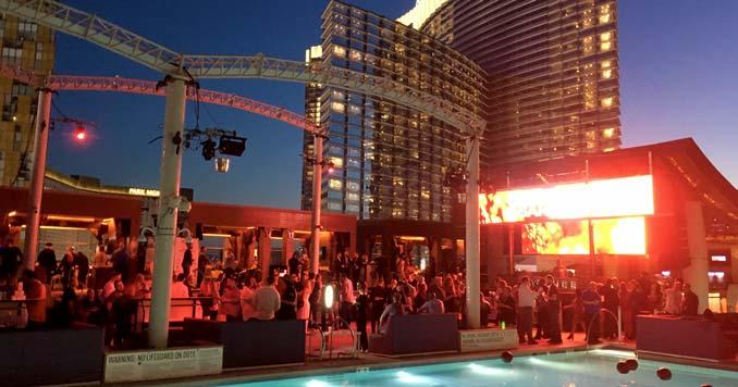 Las Vegas Convention Party
