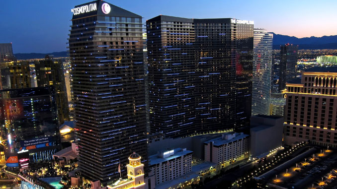 The Cosmopolitan in Las Vegas