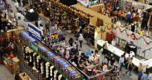 The NFR Cowboy Christmas Show at the Las Vegas Convention Center