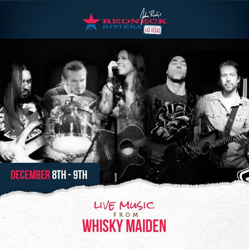 Whiskey Maiden