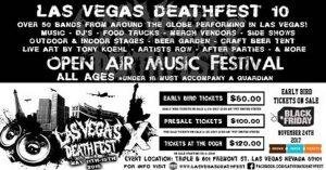 Las Vegas Metal Festival