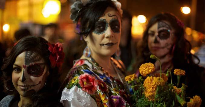 Día de Muertos Festival