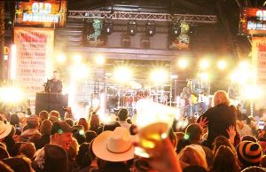 NFR Downtown Hoedown