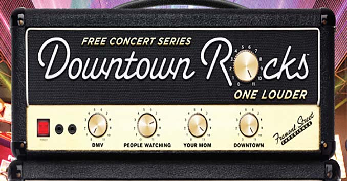 Downtown Rocks Concerts in Las Vegas