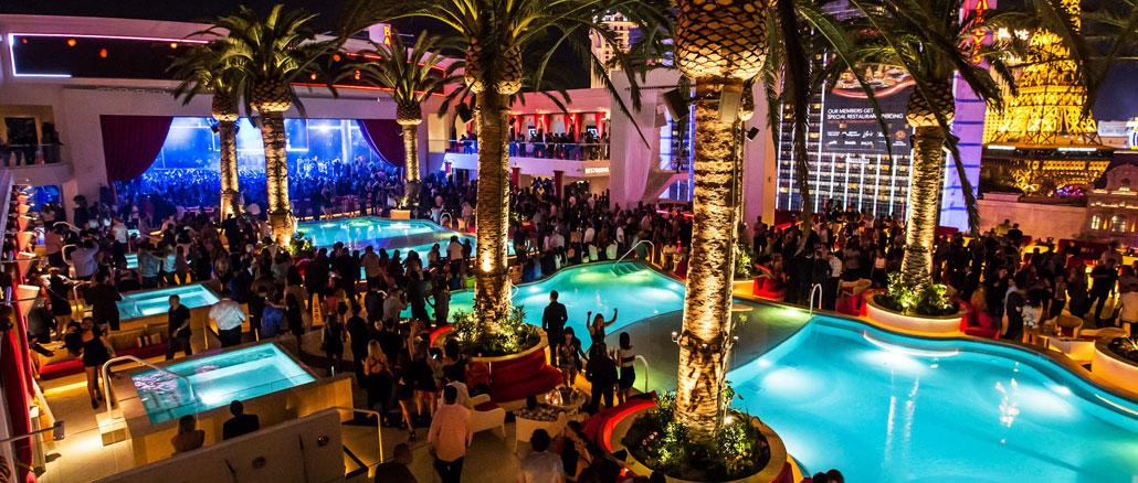 Drai's Beachclub and Nightclub at the Cromwell in Las Vegas