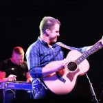 Easton Corbin Playing Guitar