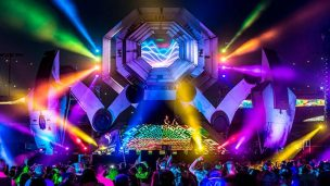 Electric Daisy Carnival at the Las Vegas Motor Speedway