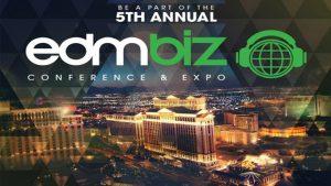 EDMbiz Expo in Las Vegas