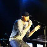 Eric Paslay at the NFR Vegas Rodeo Concert