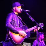 Eric Paslay Singing and Playing Guitar