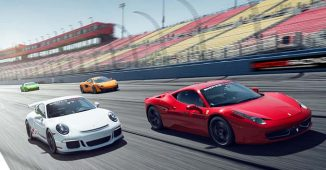 Exotics Racing Course