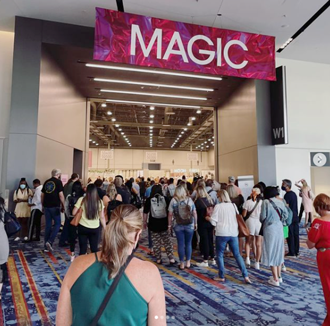 drop in attendance at Magic Tradeshow