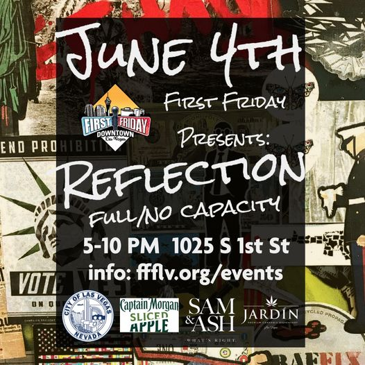 June 4th First Friday in Las Vegas