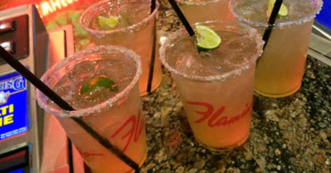 Flamingo Drink Specials