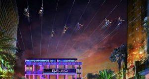 Fly LINQ Zip Lines