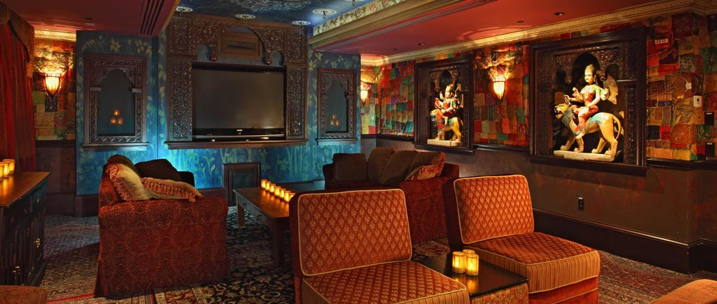 The House of Blues Foundation Room in Las Vegas