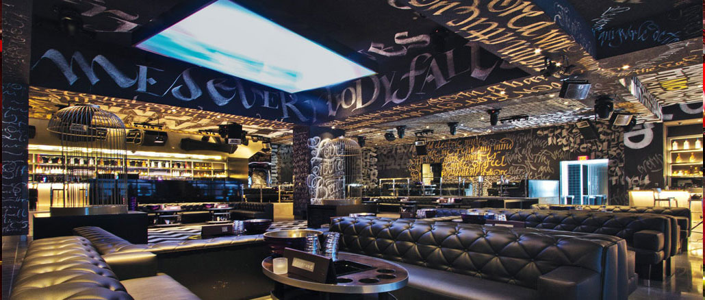 Foxtail Nightclub at the SLS Las Vegas