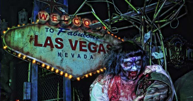 Vegas At Halloween
