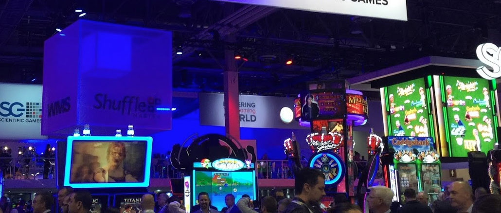 G2e 2019 Global Gaming Expo In Las Vegas